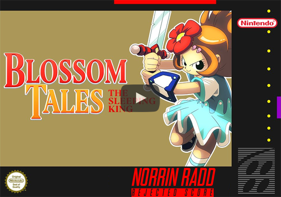 Blossom Tales - Rejected Overworld Theme Song (Norrin_Radd)