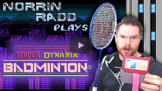 Radd Plays - Super Dyna'Mix Badminton