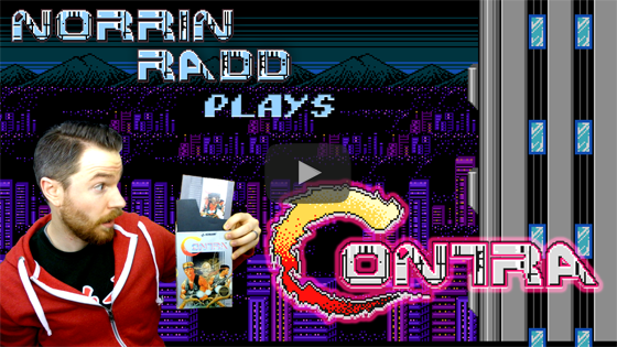 Radd Plays - Contra
