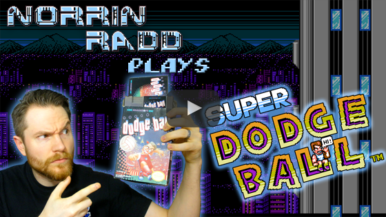 Radd Plays - Super Dodge Ball