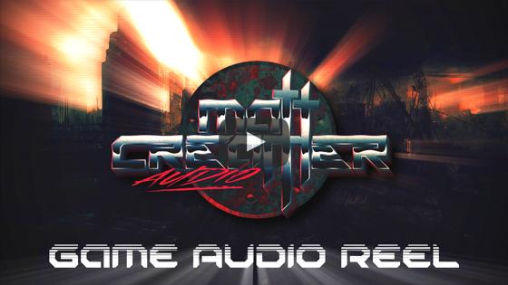 Matt Creamer Audio Highlights (2019)