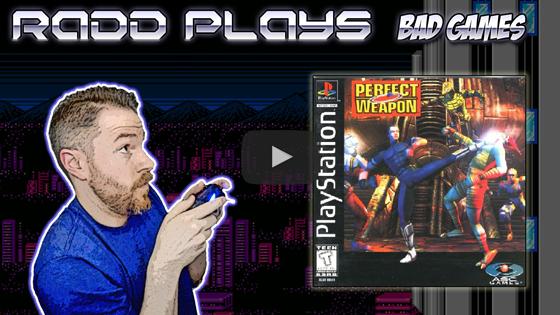 Radd Plays Bad Games - Episode 01