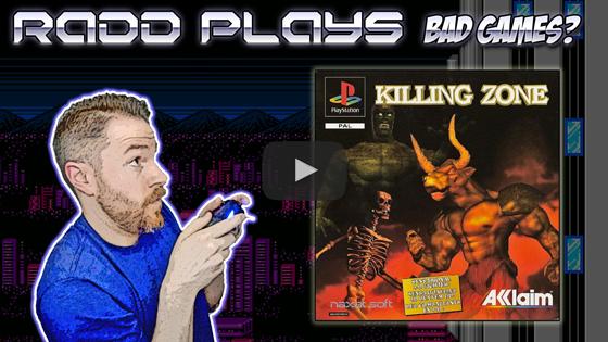 Radd Plays Bad Games - Episode 02