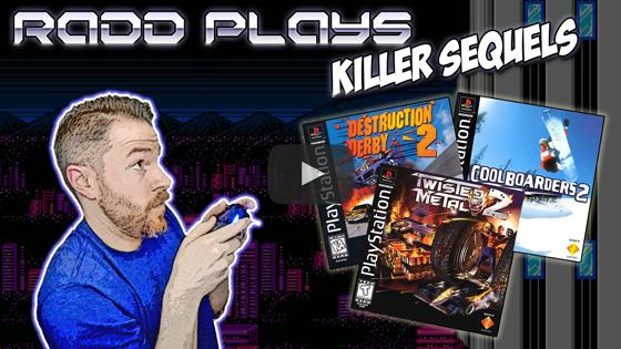 Radd Plays Killer Sequels - Episode 06