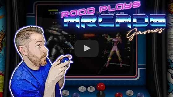 Radd Plays Arcade Games - Episode 09