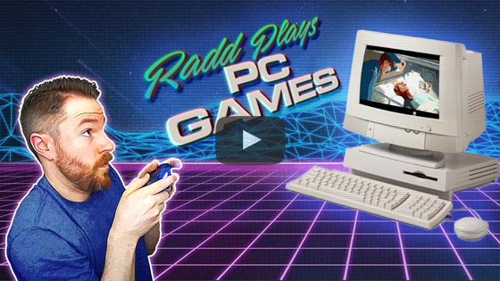 Radd Plays PC Games - Episode 11