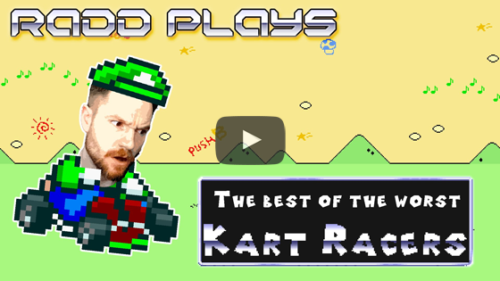 Radd Plays The Best of the Worst Kart Racers 03