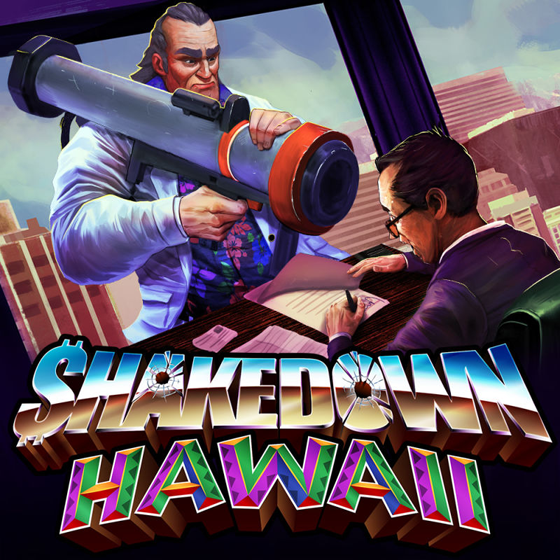 Shakedown Hawaii by Matt Creamer